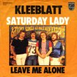 Kleeblatt - Saturday Lady